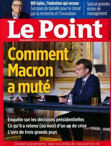 Le Point 2531/2021