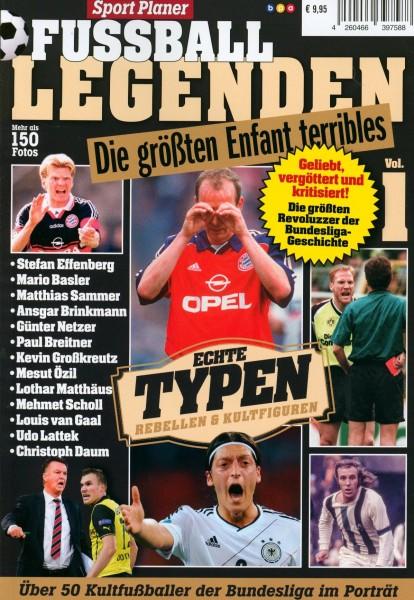 Sport Planer Fussball Legenden 1/2020