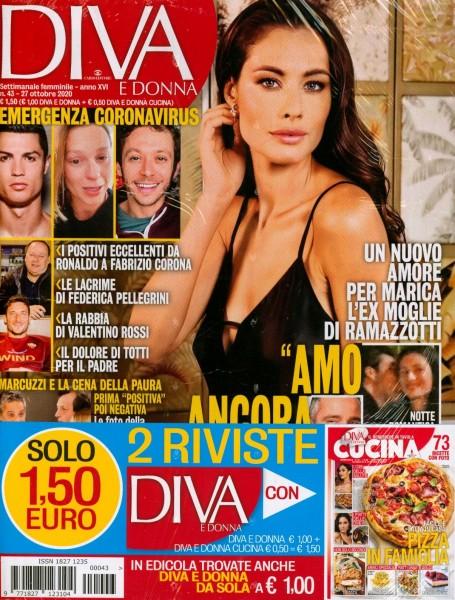 CUCINA DIVA E DONNA 43/2020