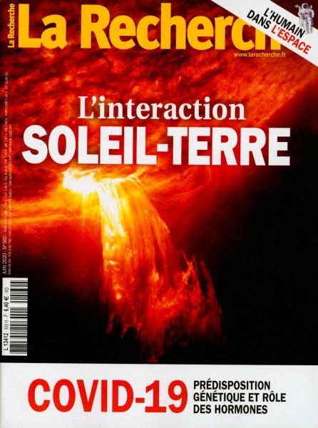 La Recherche LES ESSENTIELS 34/2020