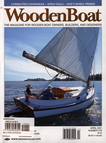 WoodenBoat 4/2021