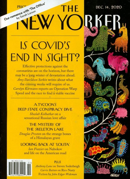 THE NEW YORKER 51/2020