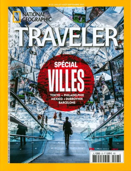 NATIONAL GEOGRAPHIC TRAVELER (FR)23/2021