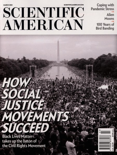 SCIENTIFIC AMERICAN 3/2021