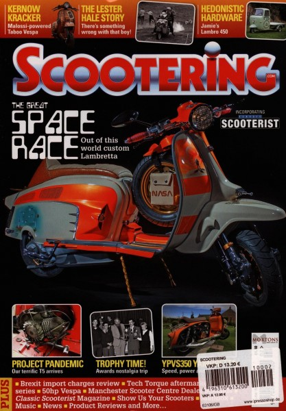 SCOOTERING 2/2021