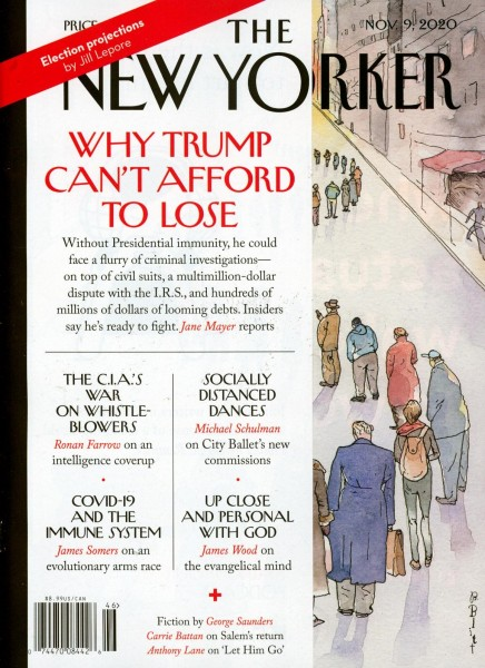 THE NEW YORKER 46/2020