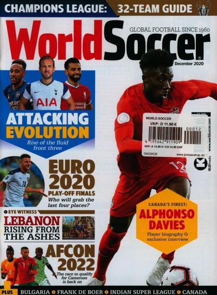 World Soccer 12/2020
