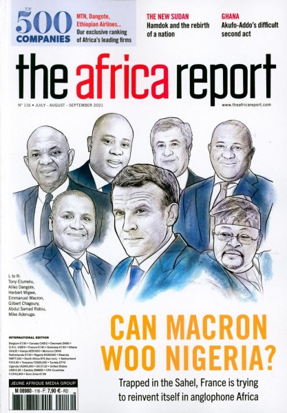 the africa report 116/2021