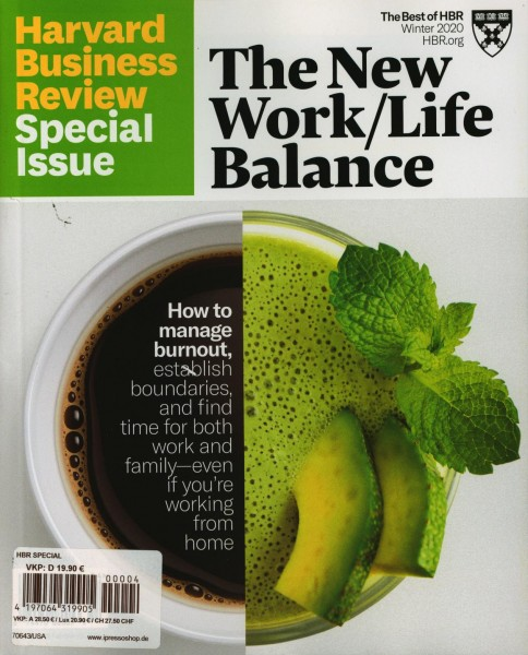 HBR Special Issue 4/2020