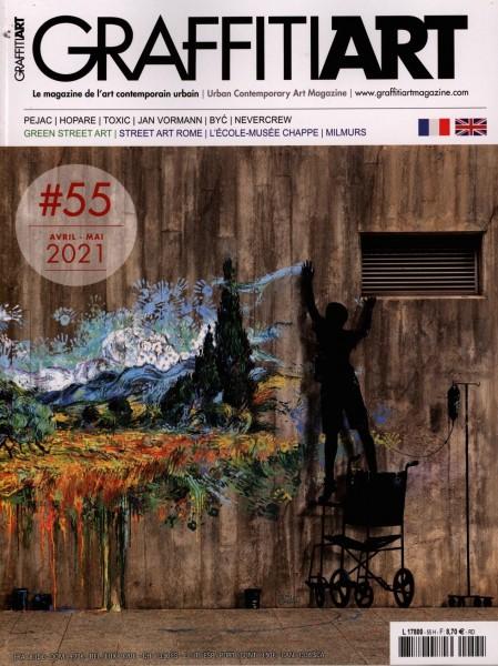 GRAFFITIART 55/2021