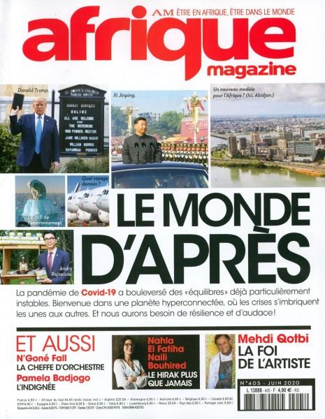 afrique magazine 405/2020
