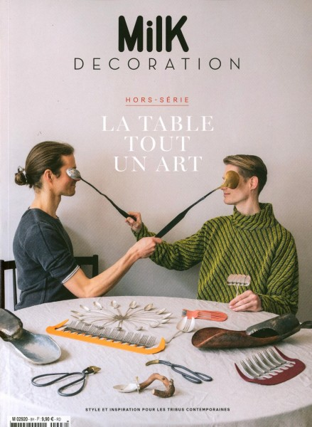 MiLK DECORATION (FR) 8/2020