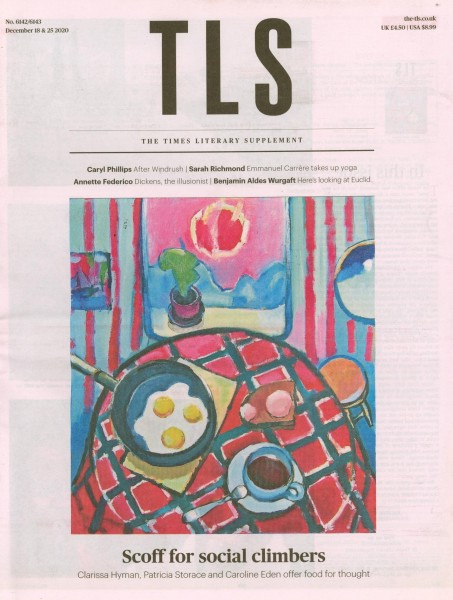 THE TIMES LIT. SUPPLEMENT 51/2020