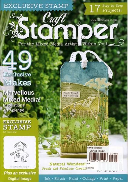 Craft Stamper 4/2020