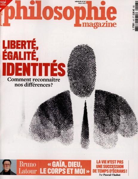 philosophie magazine 147/2021