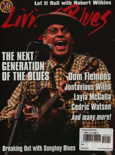 Living Blues 11/2020