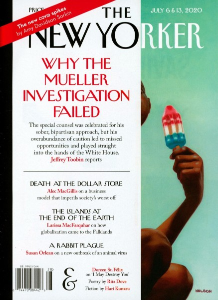 THE NEW YORKER 28/2020