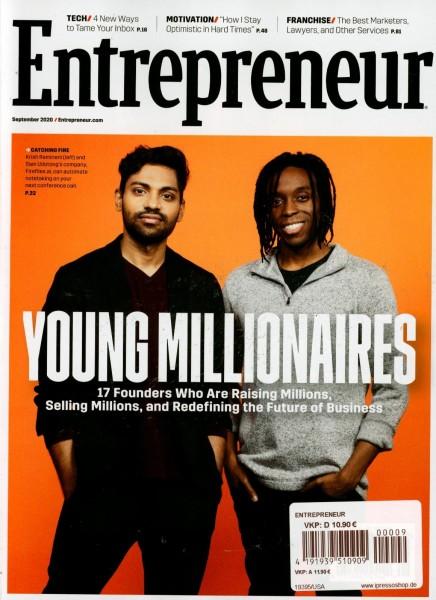Entrepreneur 9/2020