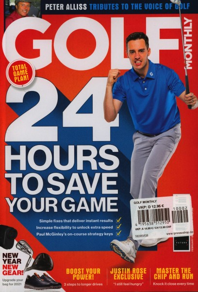 GOLF MONTHLY 2/2021
