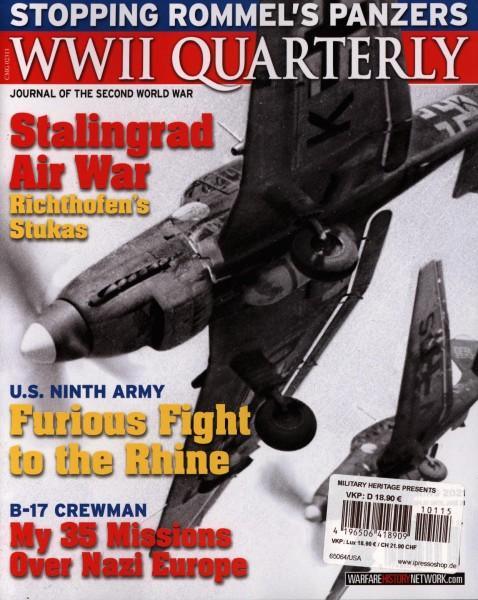 WWII QUARTERLY 115/2021