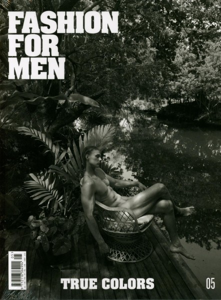 FASHION FOR MEN Cover D