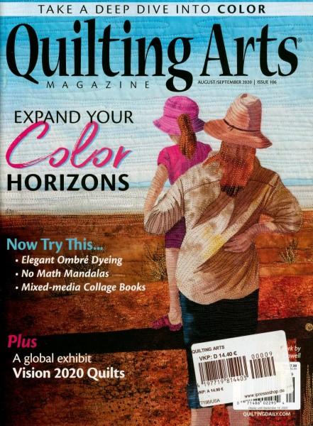 Quilting Arts 9/2020