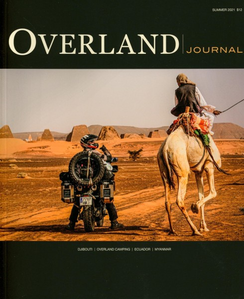 OVERLAND JOURNAL USA 4/2021