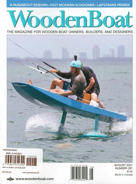 WoodenBoat 8/2021