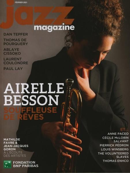 jazz magazine 734/2021
