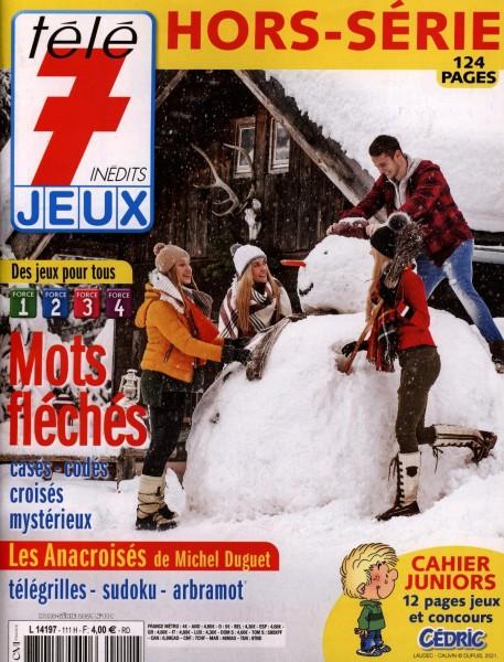 tèlè 7 JEUX HORS-SÉRIE 111/2021