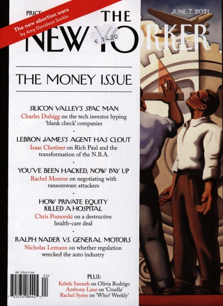 THE NEW YORKER 24/2021