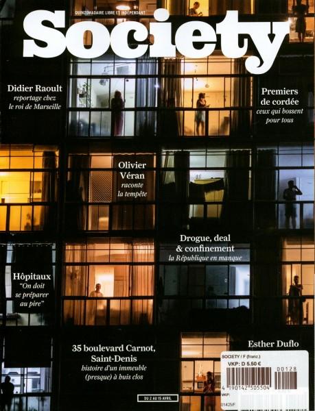 Society (FR) 128/2020