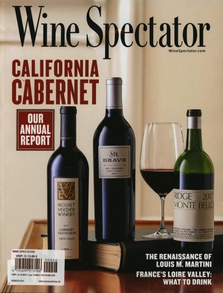 Wine Spectator 46/2020