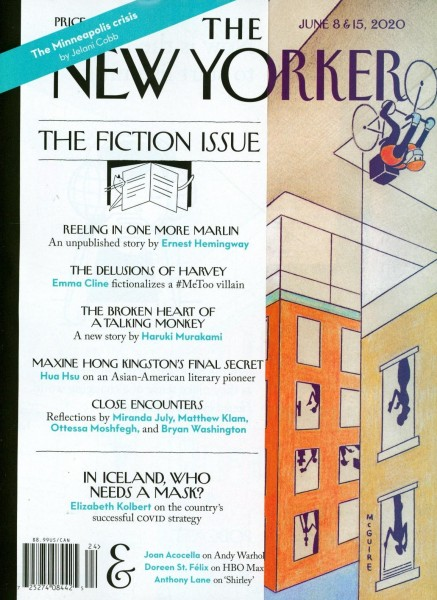 THE NEW YORKER 24/2020