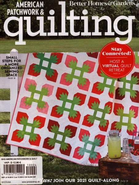 AMERICAN PATCHWORK & quilting 4/2021