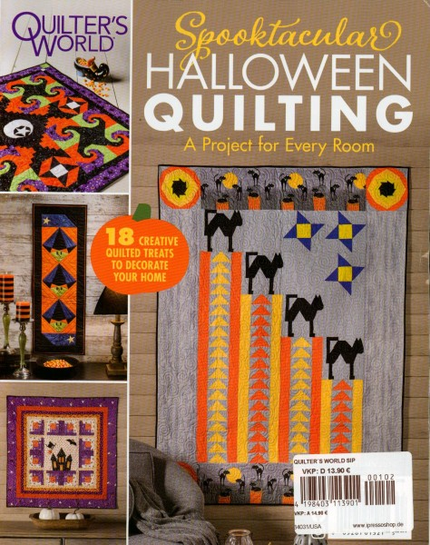 QUILTER´S WORLD 102/2020