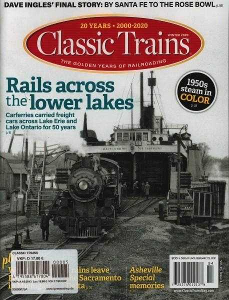 Classic Trains 5/2020