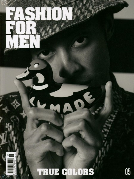 FASHION FOR MEN Cover C