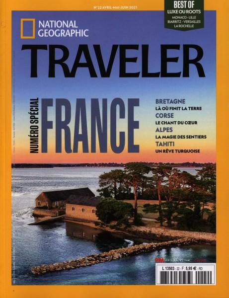 NATIONAL GEOGRAPHIC TRAVELER (FR)22/2021