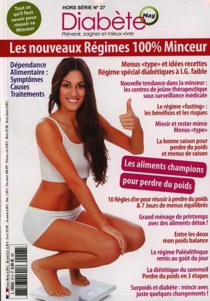 Diabète Mag HORS-SÉRIE 27/2021