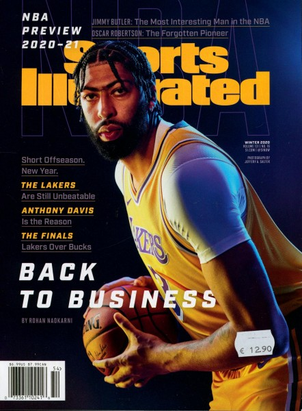 SPORTS ILLUSTRATED SPECIAL 11/2020