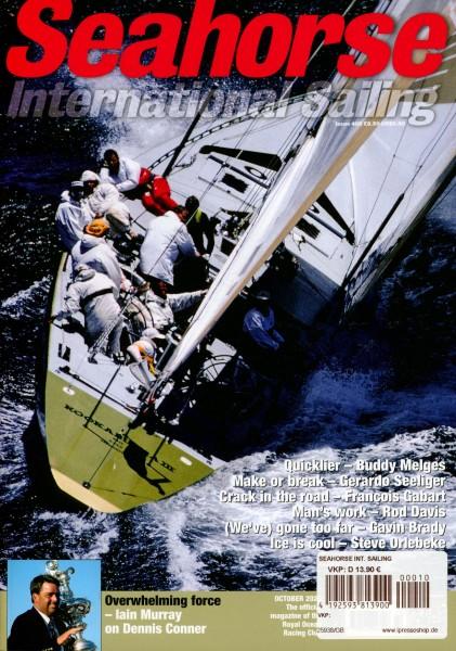 Seahorse Int. Sailing 10/2020