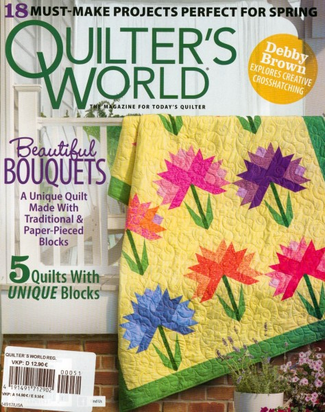 QUILTER´S WORLD 51/2020