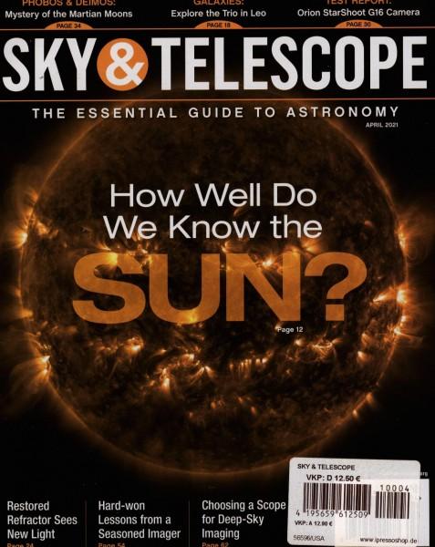 SKY & TELESCOPE 4/2021