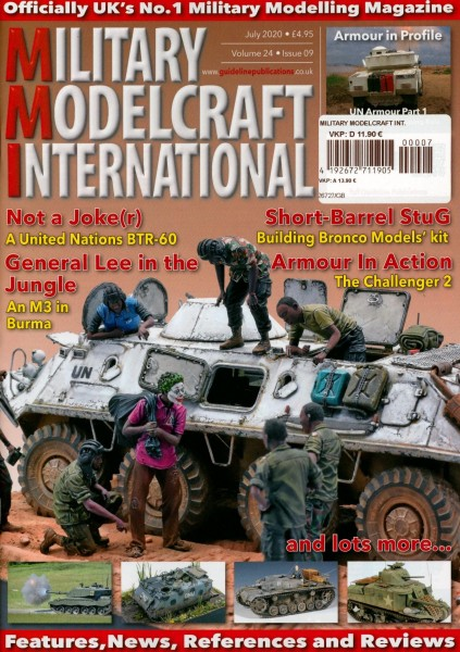MILITARY MODELCRAFT INT. 7/2020