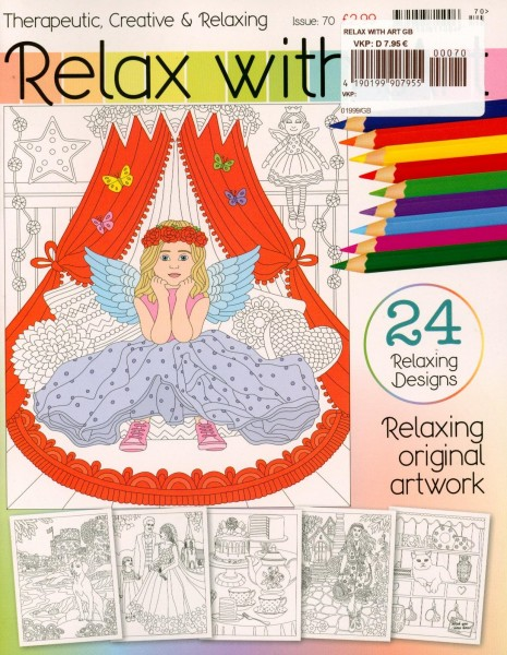 Relax with Art 70/2020