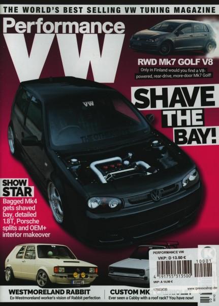 Performance VW 1/2021