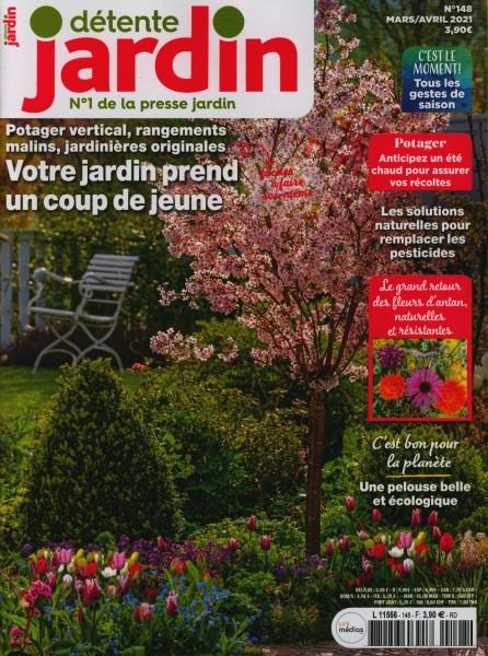 dètente jardin 148/2021