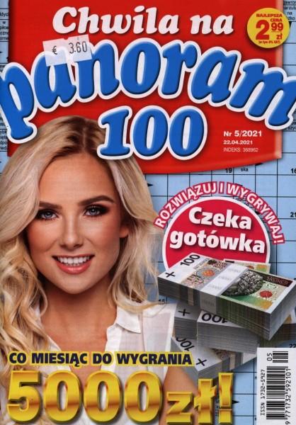 CHWILA NA 100 PANORAM* 5/2021