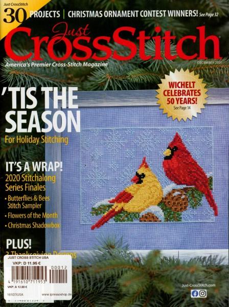 Just CrossStitch 12/2020